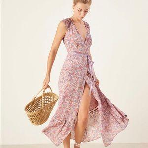 REFORMATION Haven Dress - Carole - S